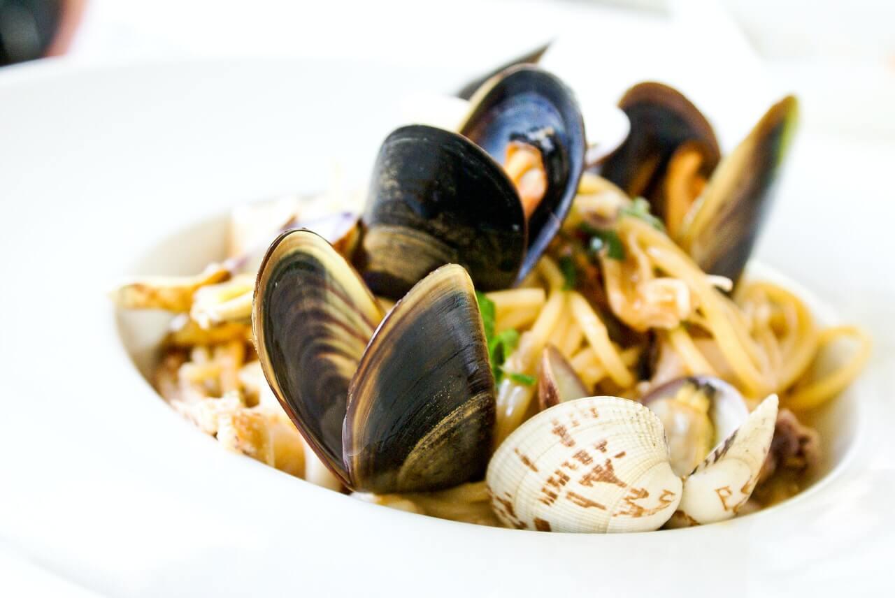 Seafood (Shellfish and fish)