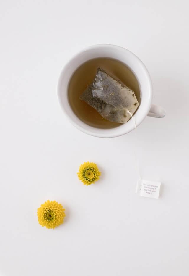 microplastics in teabag