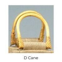 D-cane handle