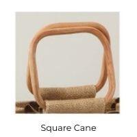 Square cane handle